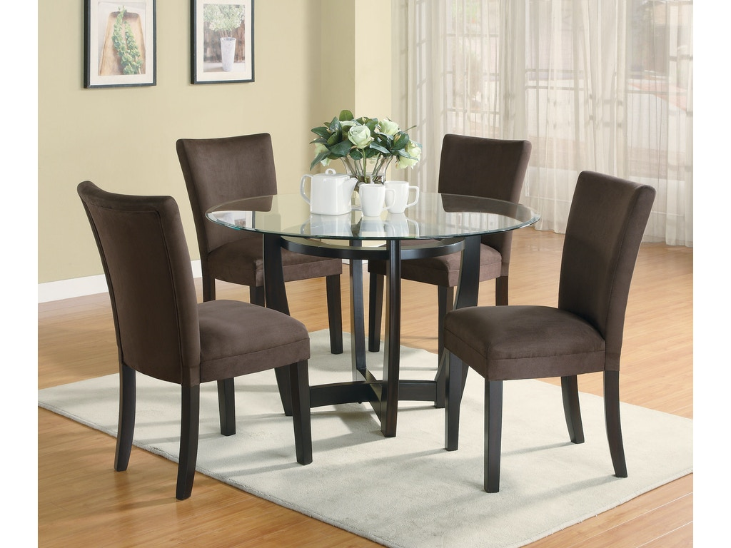Coaster Dining Table Base 101490Coaster Room 101490 The Furniture House
