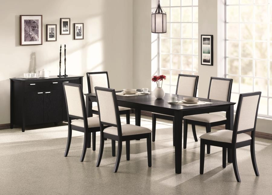 Coaster 5 Piece Dining Room Set 101561 S5