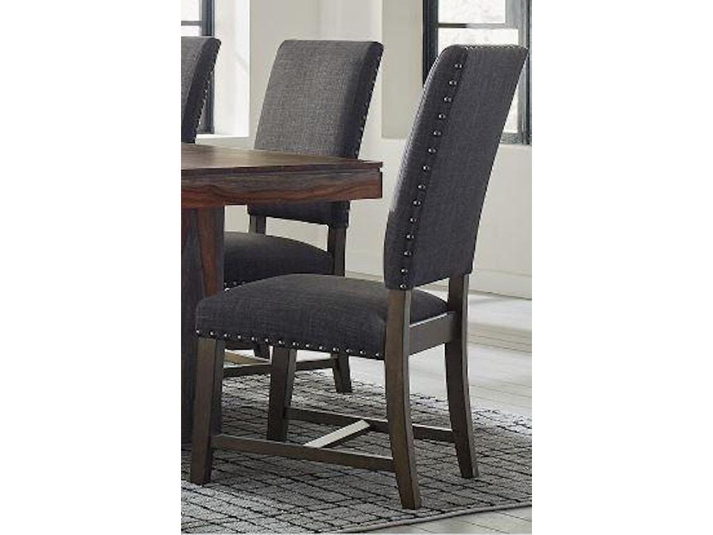 Coaster Living Room Parson Chair 102819 Furniture Kingdom Gainesville Fl