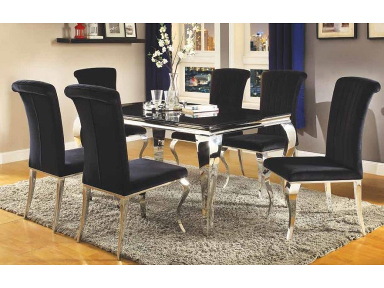 Coaster Dining Room Table 105071 At China Towne Furniture