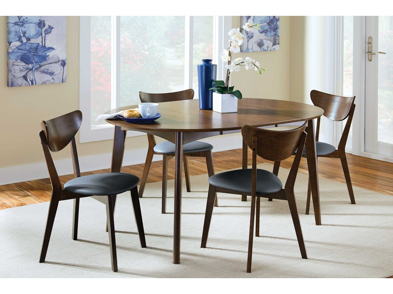Coaster Dining Room Dining Chair Pack Qty 2 105362 Aaron S Fine Furniture Altamonte Springs