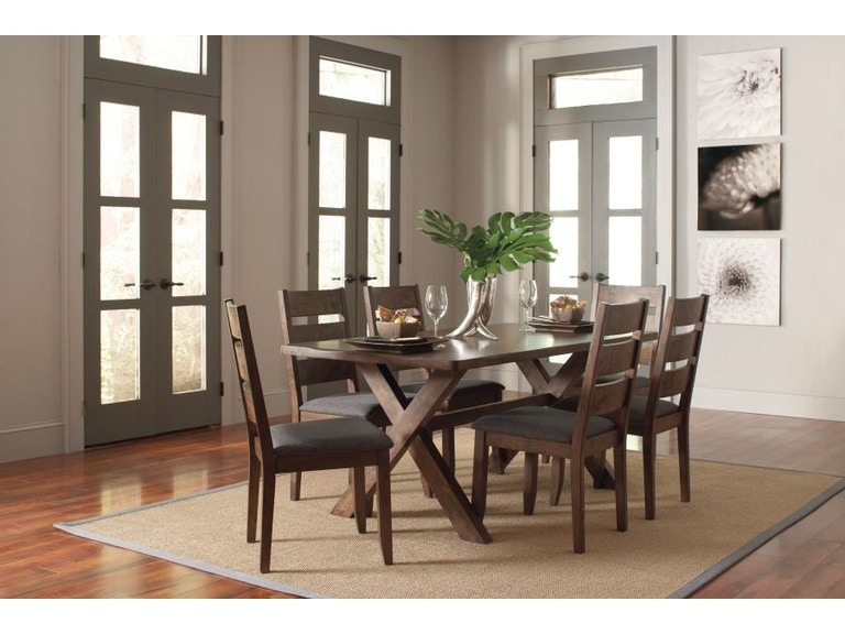 Coaster 6 Piece Dining Room Set 106381 S6