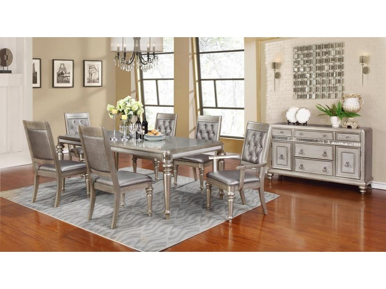 Coaster Dining Room Dining Table 106471 - The Furniture Mall ...