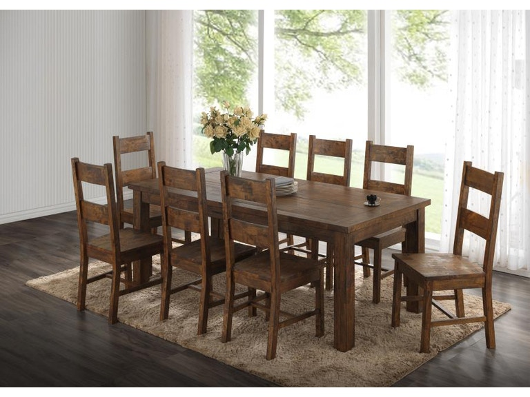 Coaster Dining Room Table 107041 At Furniture Marketplace