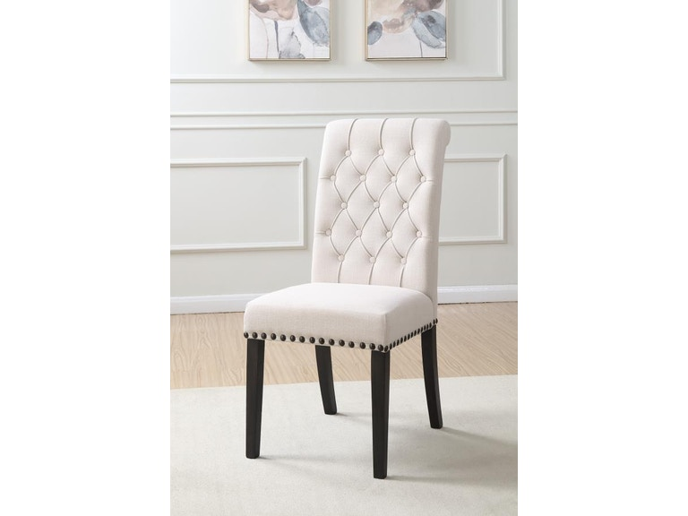 At Home Dining Chairs.Coaster Dining Room Dining Chair Pack Qty 2 107286 Isaak S Home
