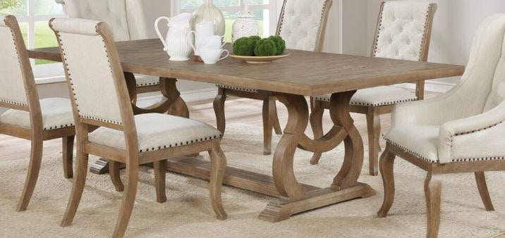 Coaster Dining Room Dining Table 107731 At Furniture Kingdom