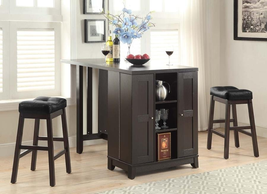 Coaster Bar And Game Room Counter Height Stool 120519