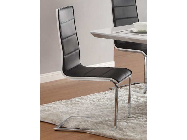 Coaster Dining Chair (Pack Qty: 4) 120948
