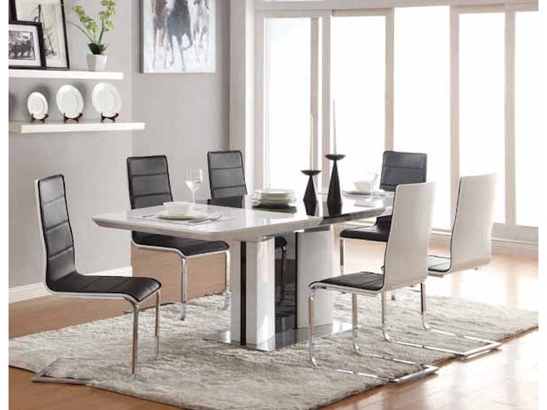 Coaster Dining Room Dining Chair (Pack Qty: 4) 120948B1 at Winner Furniture