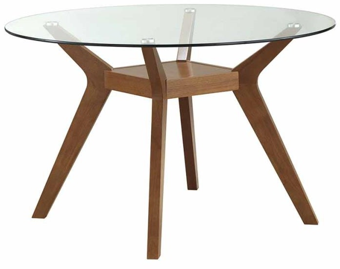 Coaster Dining Room Dining Table 122180 The Furniture