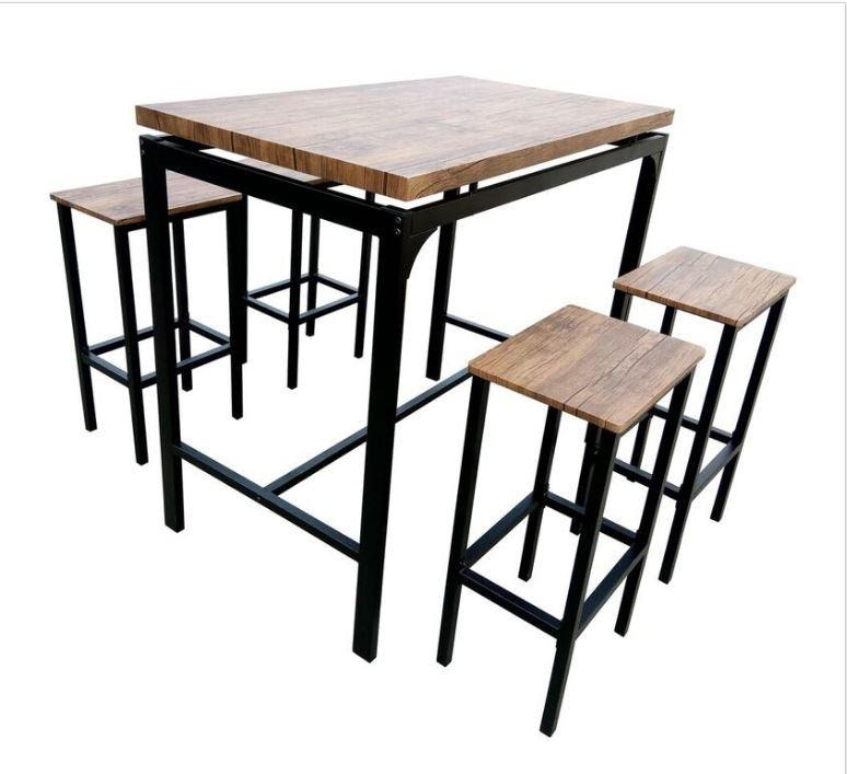 Superieur Coaster Bar And Game Room 5pc Bar Set 182002 At Furniture Kingdom
