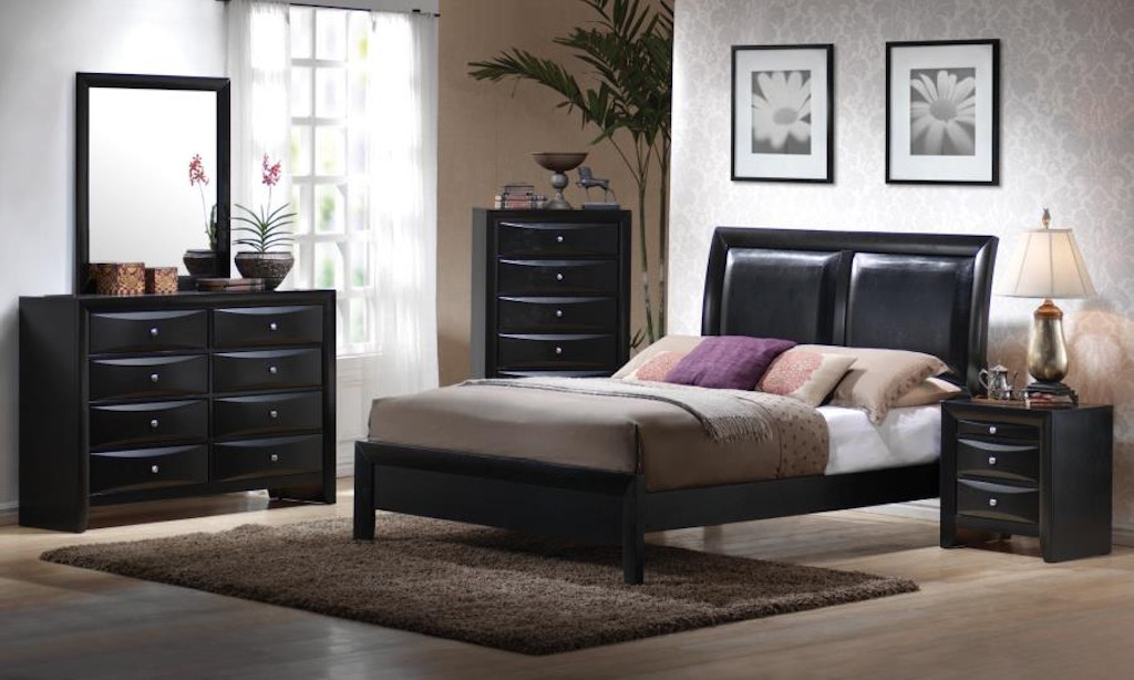 Wondrous Coaster 5 Piece Queen Bedroom Set 200701Q S5 Gibson Download Free Architecture Designs Photstoregrimeyleaguecom