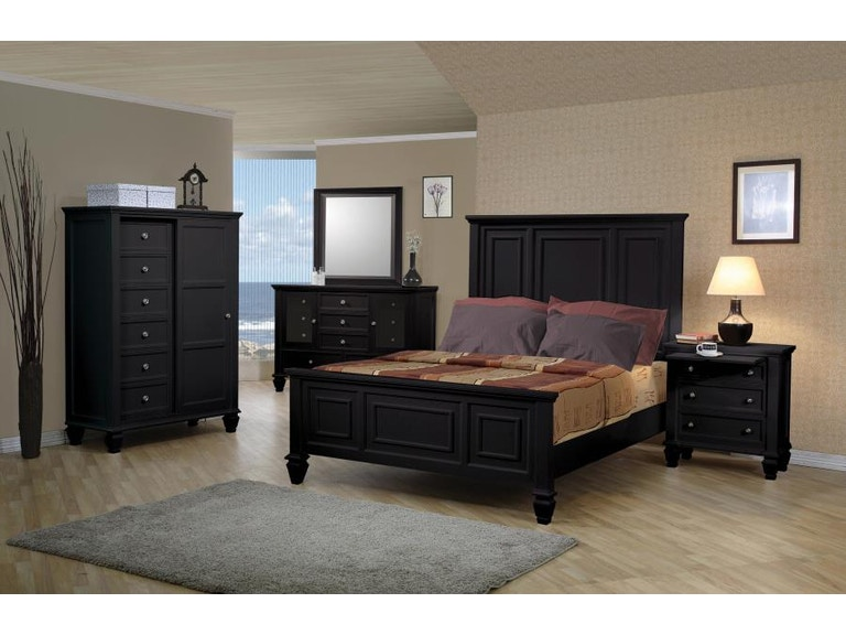 Coaster 5 Piece Queen Bedroom Set 201321q S5 Aaron S Fine