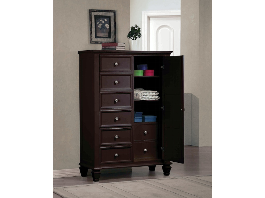 Coaster Bedroom Chest 201998 Winner Furniture Louisville Owensboro And Radcliff Ky