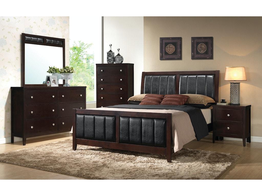 Coaster bedroom chest 202095 hickory furniture mart for Bedroom furniture hickory nc