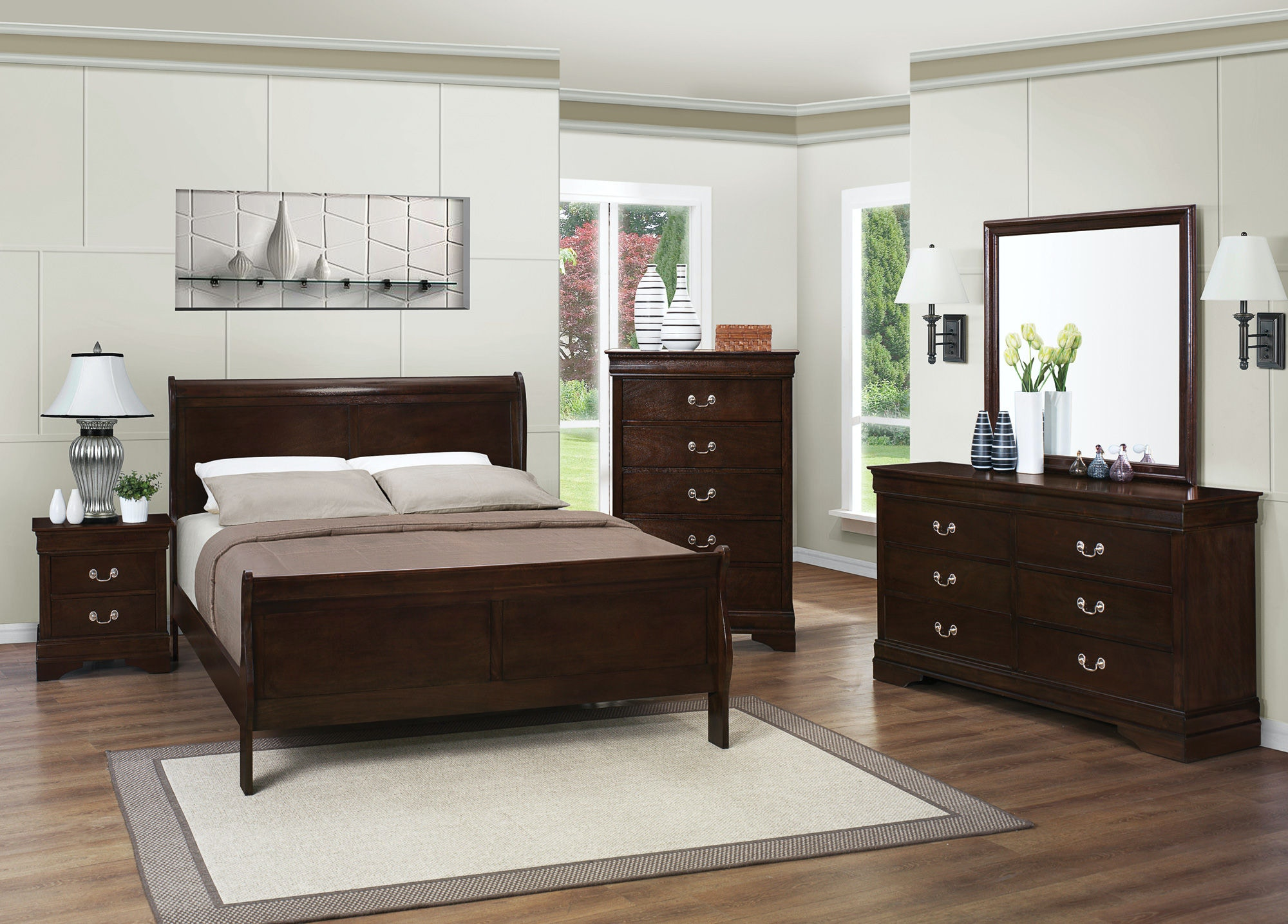 Coaster Bedroom Queen Bed 202411Q   The Furniture House Of Carrollton    Carrollton, Newnan, Bremen And Atlanta, GA