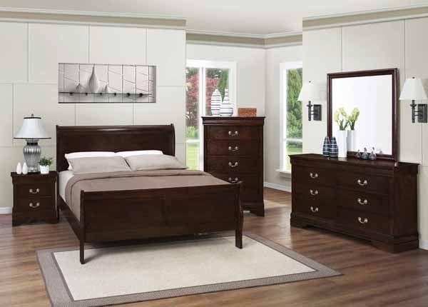 High Quality Coaster Eastern King Bed 202411KEB2