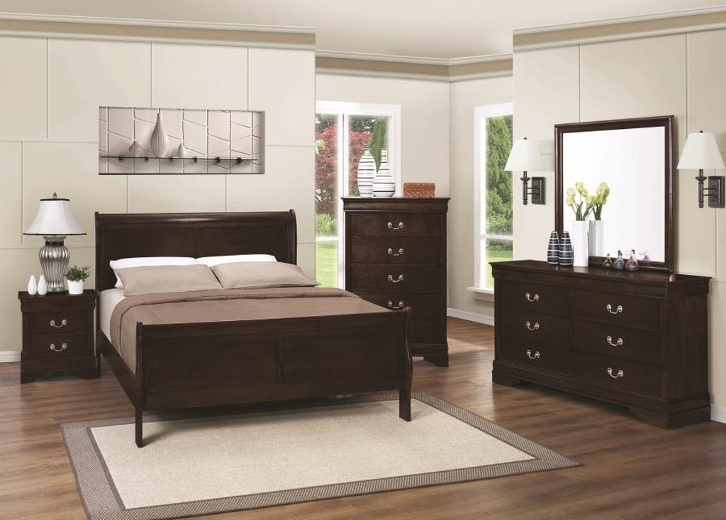 Coaster Youth 4 Piece Twin Bedroom Set 202411T-S4 - Evans ...