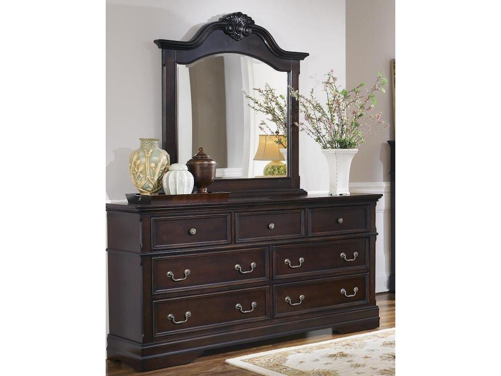 Coaster bedroom dresser 203193 hickory furniture mart for Bedroom furniture hickory nc
