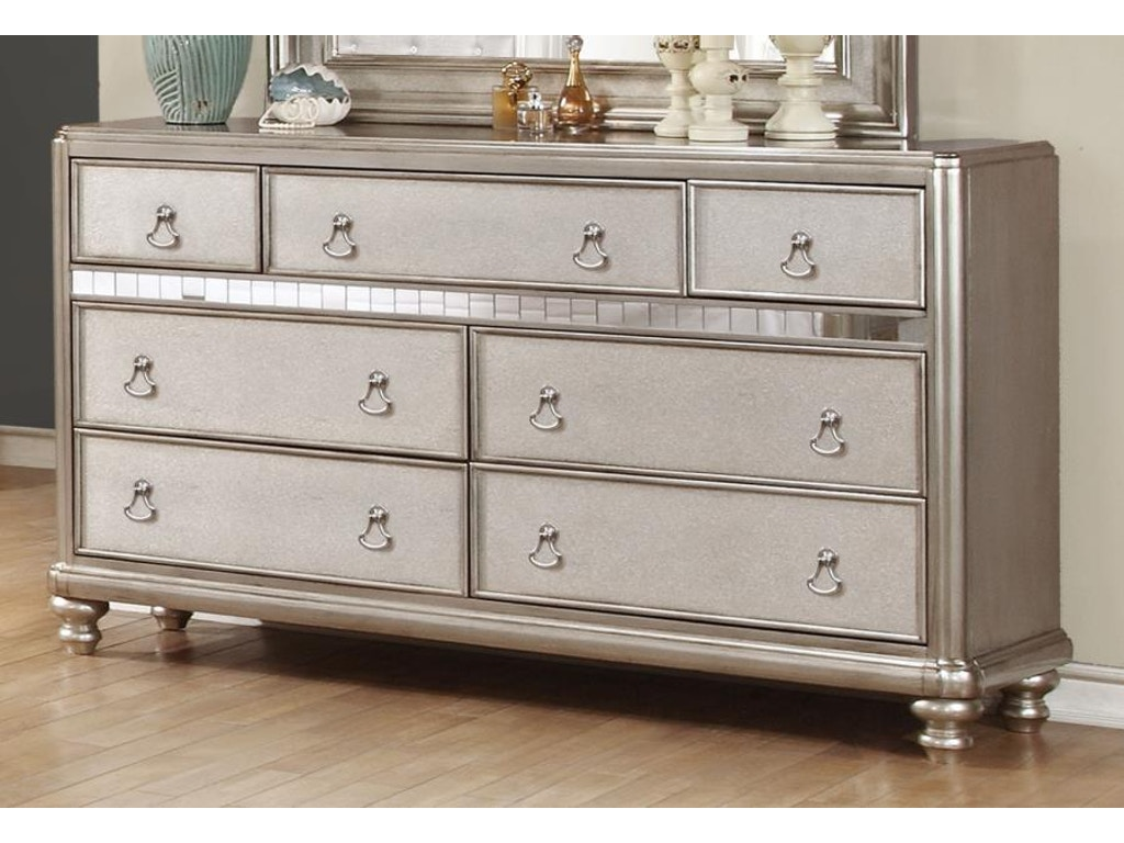 coaster bedroom dresser 204183 fiore furniture company altoona pa. Black Bedroom Furniture Sets. Home Design Ideas