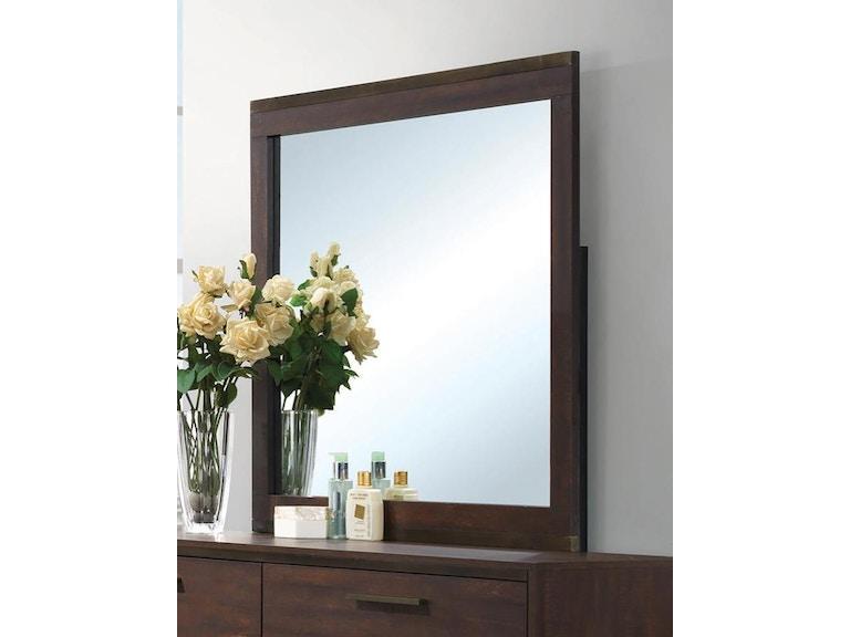 Coaster Accessories Mirror 204354 At Aaron S Fine Furniture