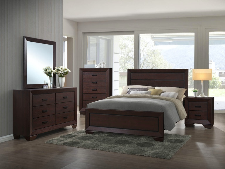Coaster Bedroom Queen Bed 204391QB1 - China Towne Furniture ...
