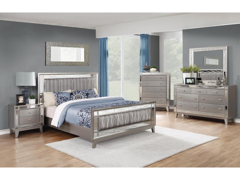 Pleasant Coaster 5 Piece Queen Bedroom Set 204921Q S5 Rider Download Free Architecture Designs Photstoregrimeyleaguecom