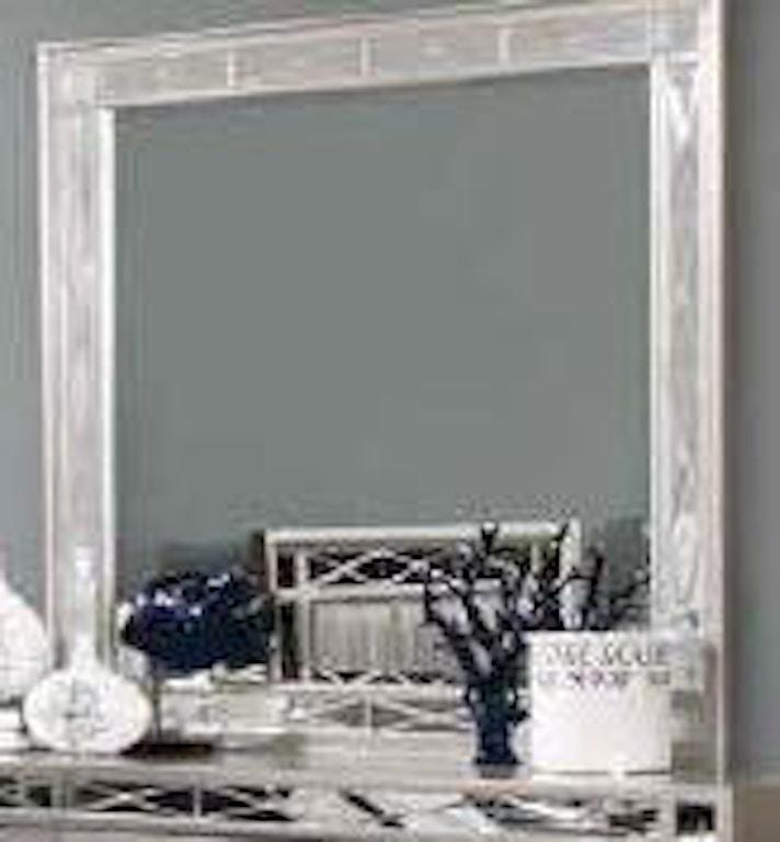 Coaster Accessories Mirror 204924 Furniture Kingdom Gainesville Fl