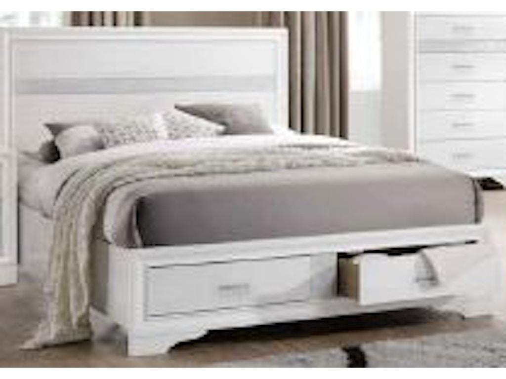 Coaster 5 Piece Queen Bedroom Set 205111q S5 Gallery