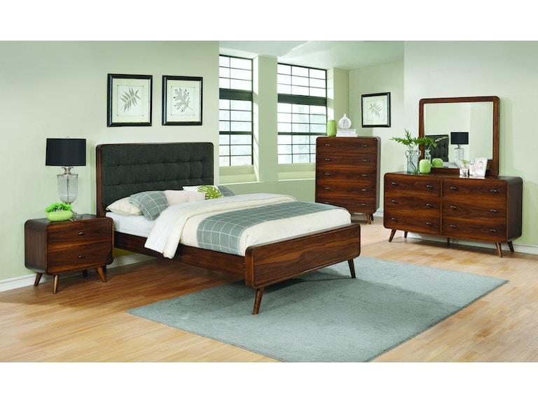 Coaster Bedroom Eastern King Bed 205131KE - China Towne Furniture ...