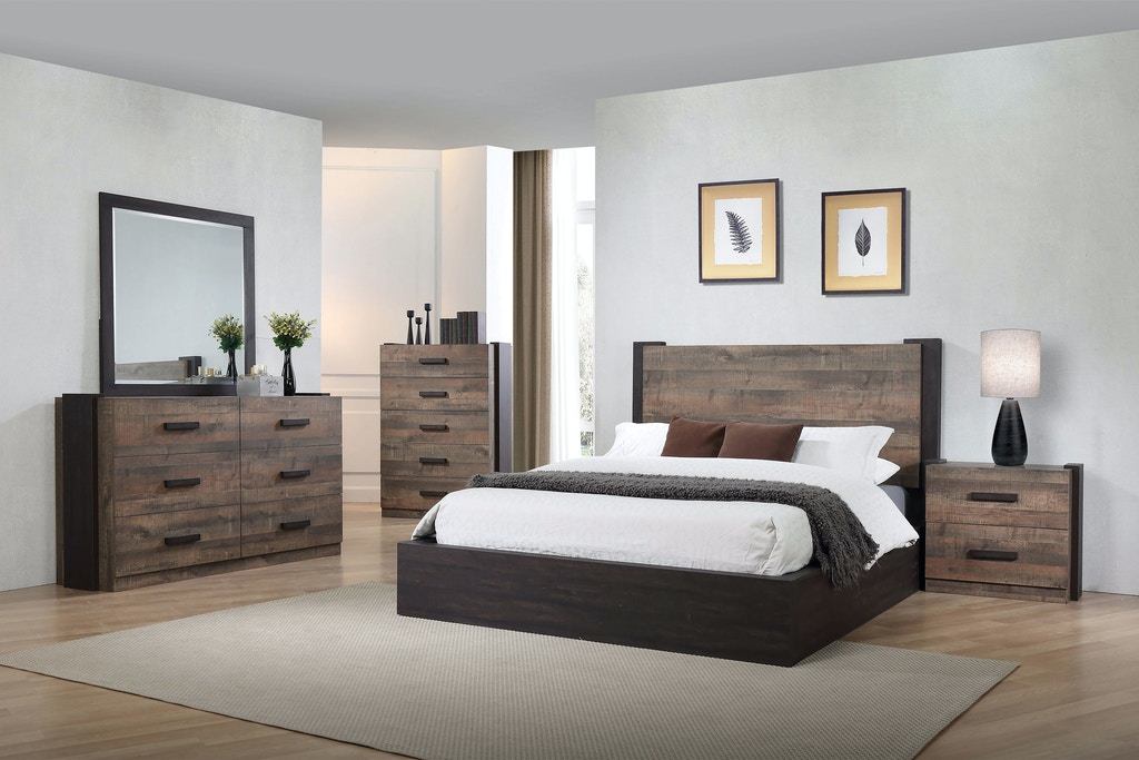 Fantastic Coaster 5 Piece Queen Bedroom Set 206311Q S5 Furniture Download Free Architecture Designs Photstoregrimeyleaguecom
