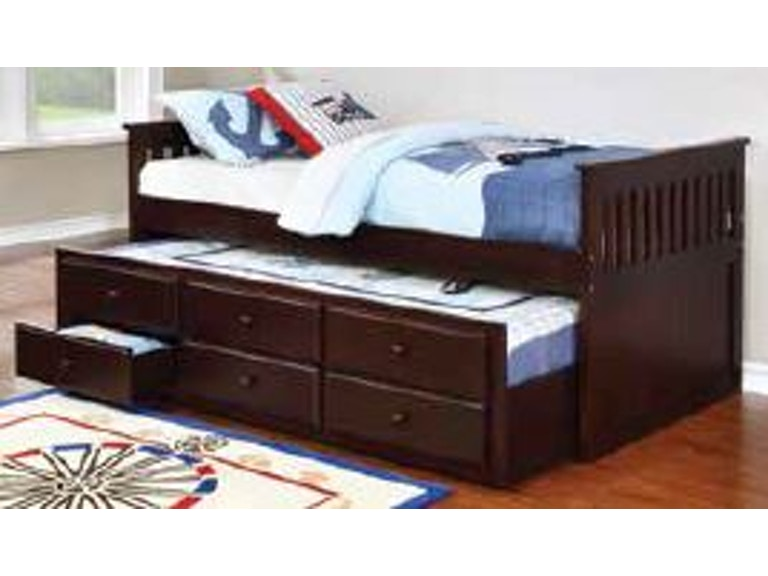 Coaster Bedroom Daybed 300106B1 - China Towne Furniture ...