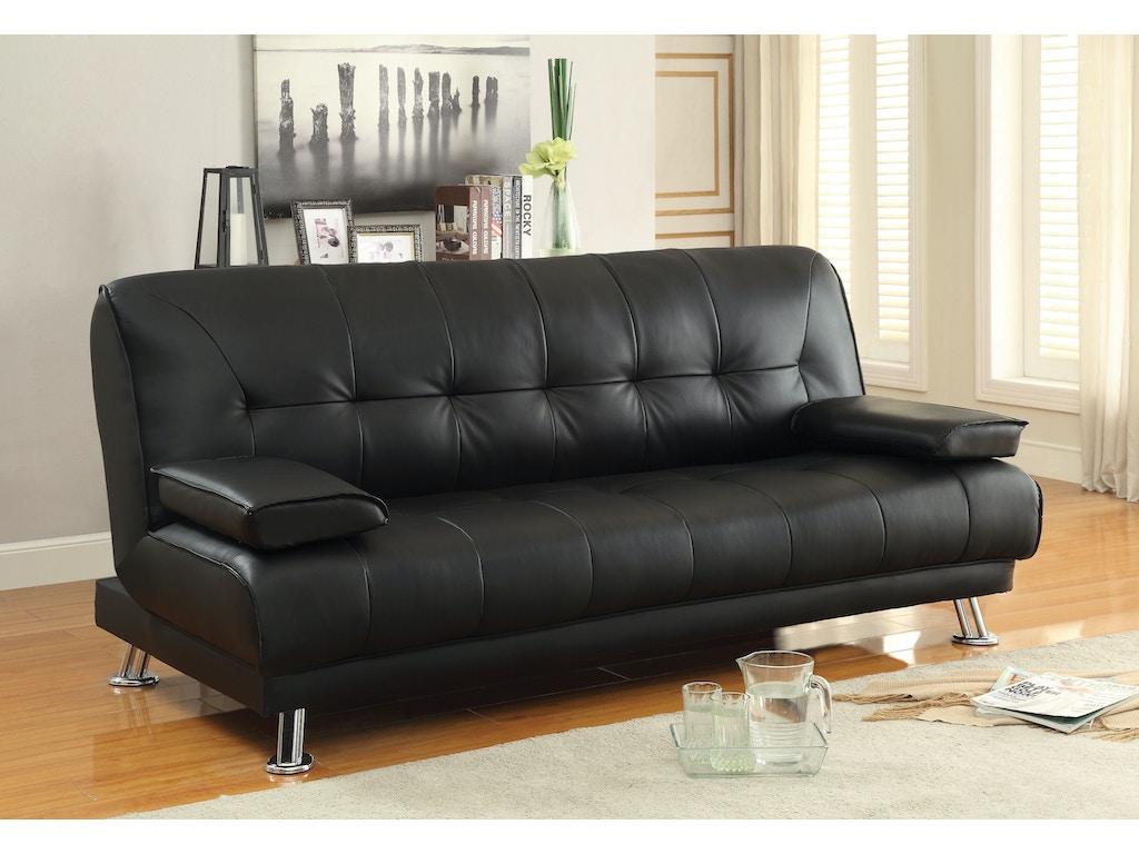 coaster living room sofa bed 300205 hickory furniture mart hickory nc. Black Bedroom Furniture Sets. Home Design Ideas