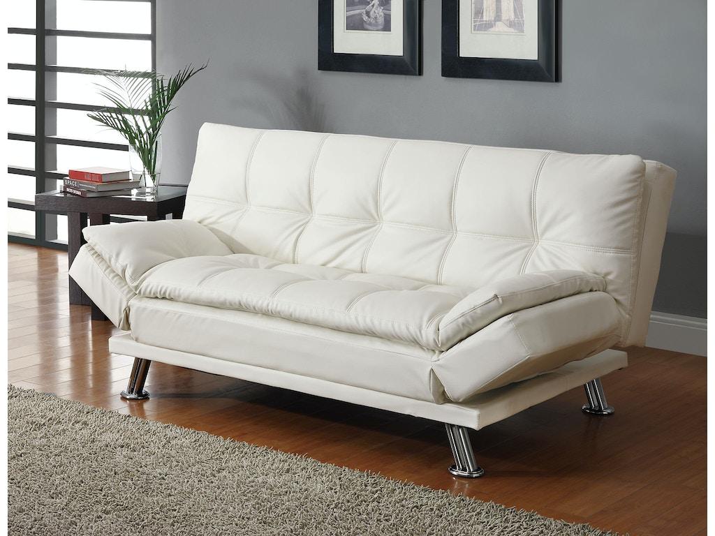 Coaster Living Room Sofa Bed 300291 - EMW Carpets & Furniture ...