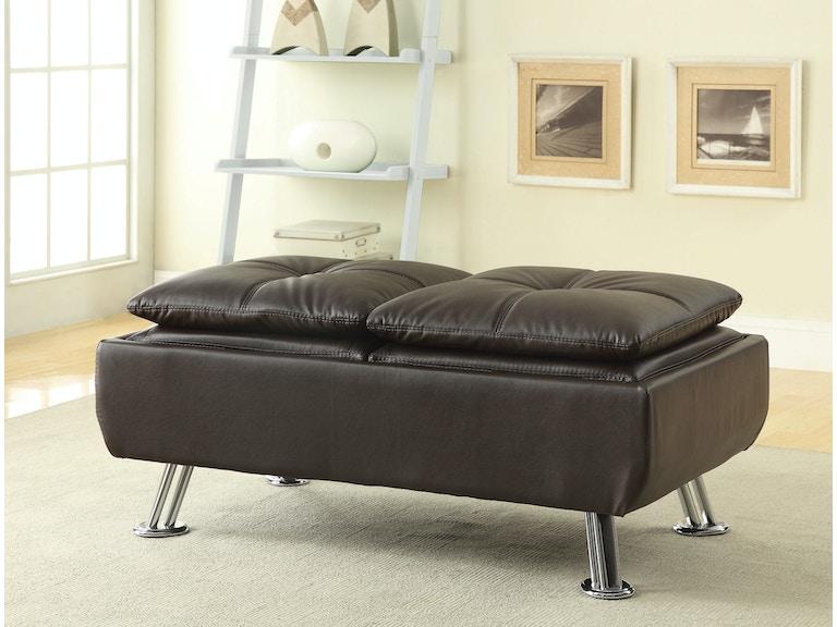 Coaster Living Room Ottoman 300323 Robinson 39 S Furniture Oxford Pa