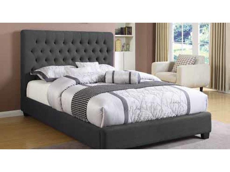 Coaster Bedroom Eastern King Bed 300529ke Evans Furniture