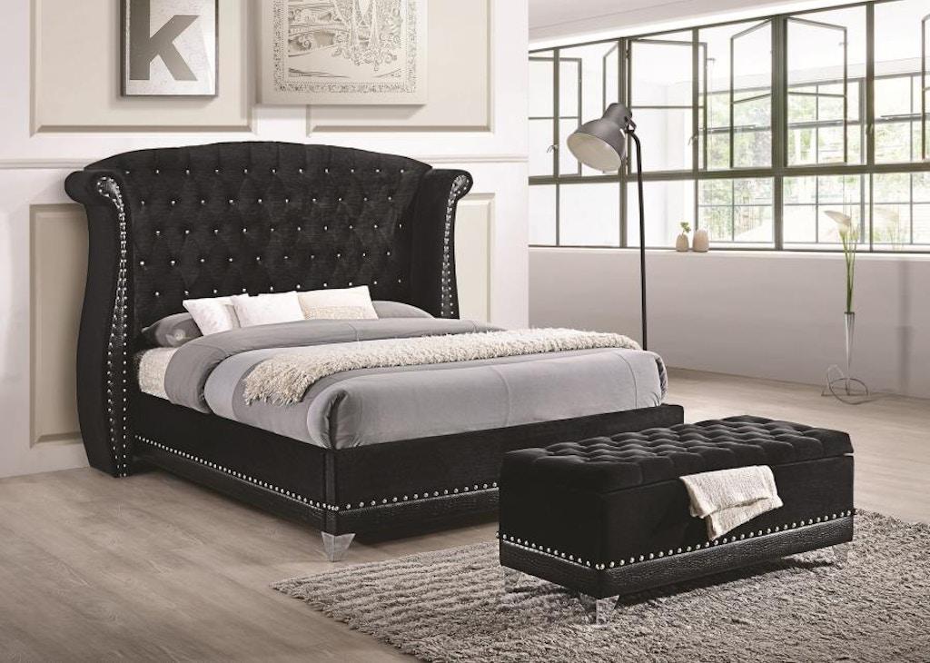 Coaster Bedroom Queen Bed 300643q Furniture Marketplace