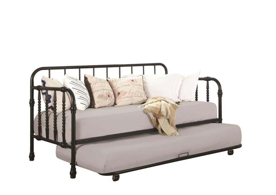 Coaster Daybed With Trundle 300765