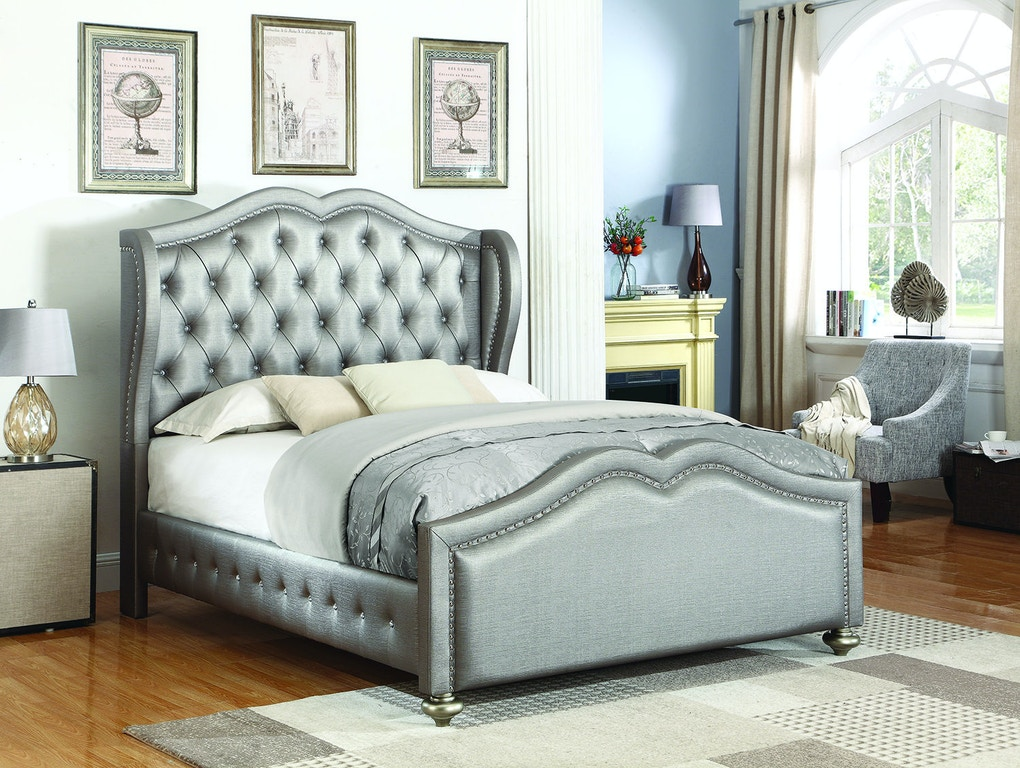 Coaster Bedroom Queen Bed 300824QB2 - China Towne Furniture ...