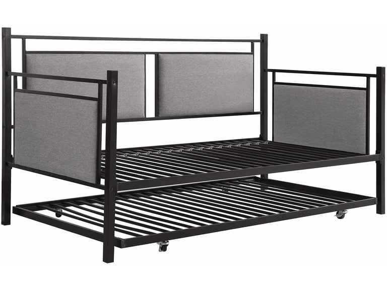 Coaster Daybed With Trundle 300940