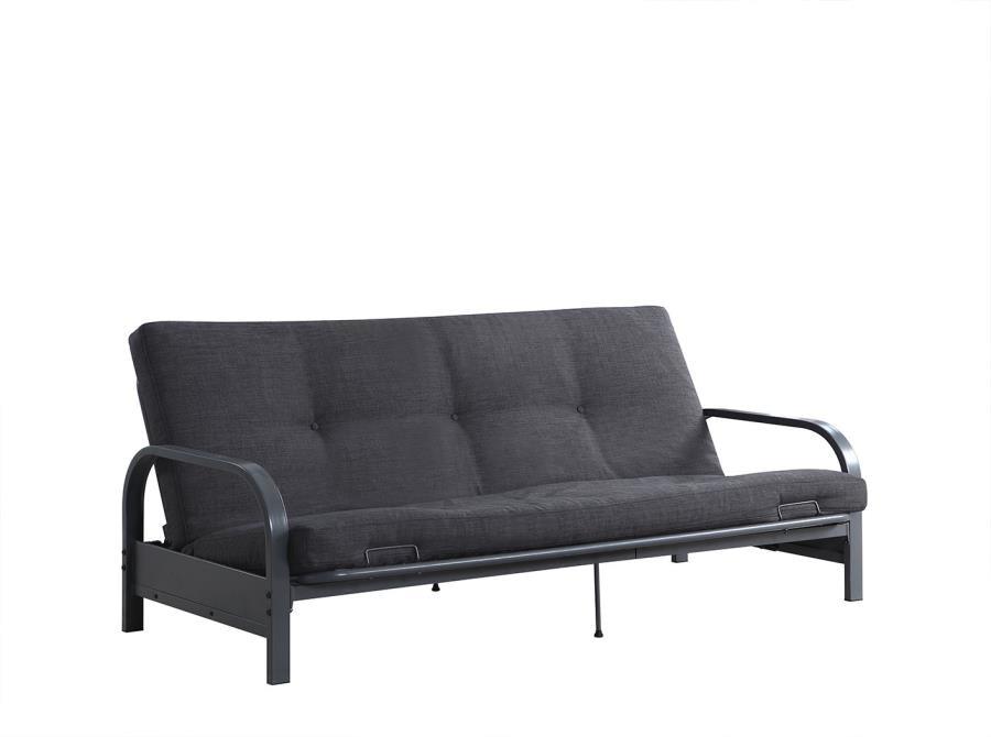 coaster futon 360008 coaster living room futon 360008   furniture marketplace      rh   furnituremarketplaceonline