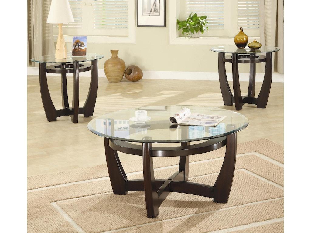 coaster living room 3 pc set 700295 fiore furniture company altoona pa. Black Bedroom Furniture Sets. Home Design Ideas