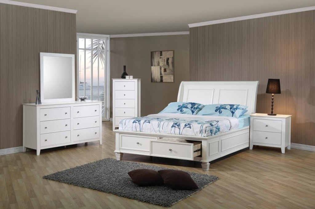 Coaster Youth 4 Piece Twin Bedroom Set 400239T-S4 - Fiore ...