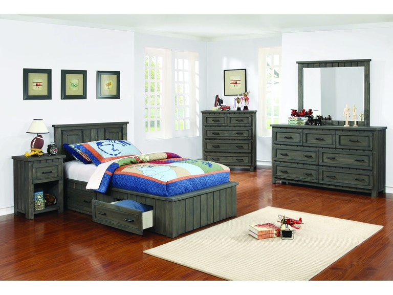Coaster Youth Full Bed 400931fb2 At Furniture Forever