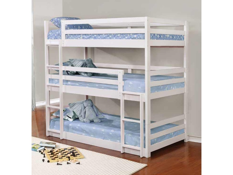 Coaster Youth Bunk Bed 401302 Gallery Furniture Of Central Florida