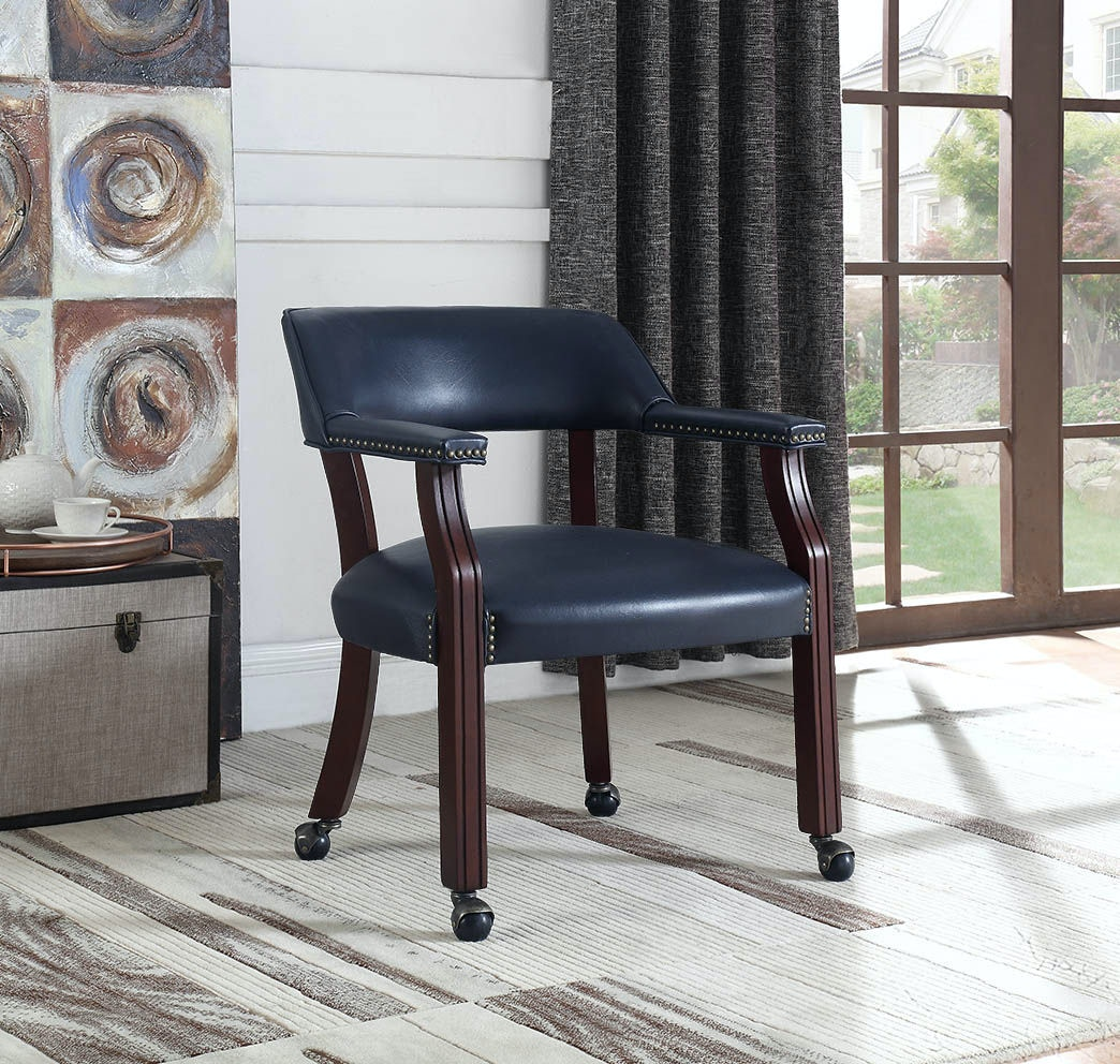 High Quality Coaster Home Office Guest Chair 415N At Hi Desert Furniture