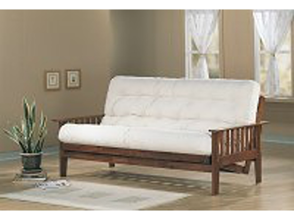 Coaster Living Room Futon Frame 4382 - The Furniture House of ...