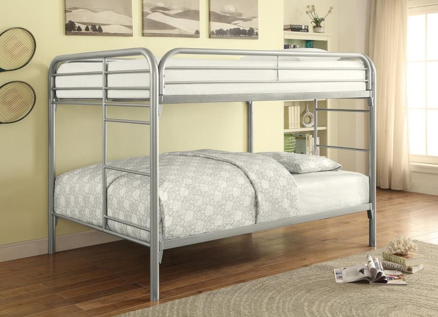 Coaster Youth Full Over Full Bunk Bed 460056v Gallery Furniture