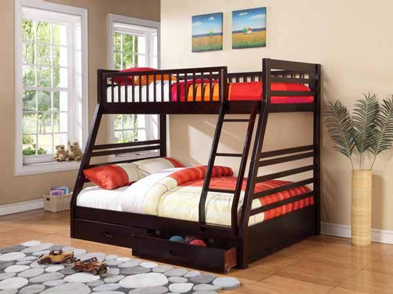Coaster Youth Bunk Bed 460184b3 Gallery Furniture Of Central