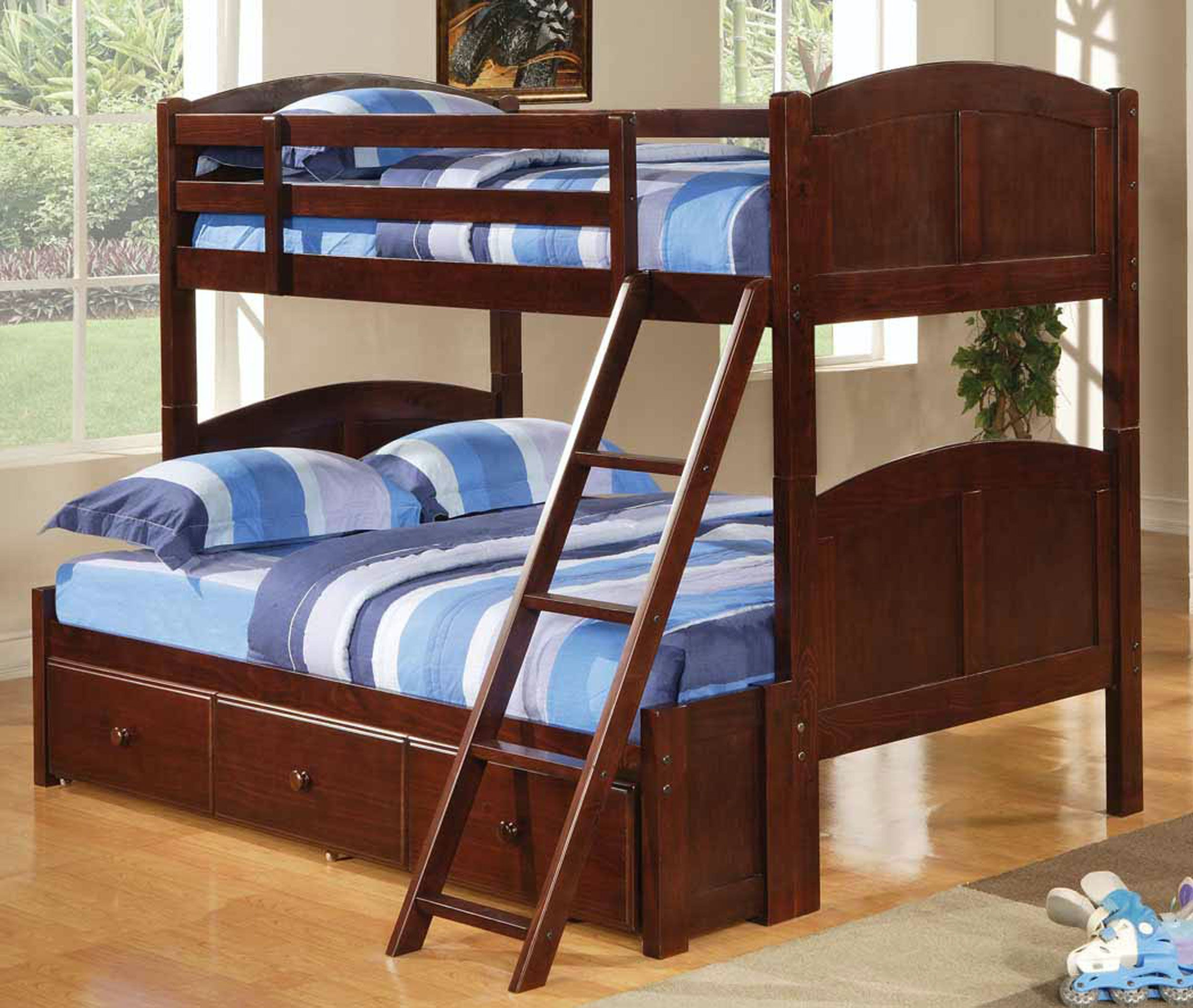 Coaster Youth Bunk Bed 460212b1 Furniture Marketplace Greenville Sc